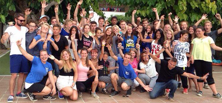 Jugendfreizeit Burg Schwaneck Spanien
