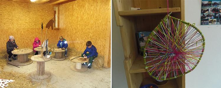 Ferienfreizeit auf der Kinder- und Jugendfarm Unterfähring