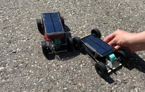 Solarflitzer 2021-2