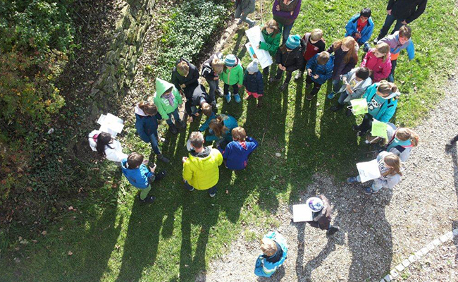Kennenlerntage Jugendbildung & Schule Bildungszentrum Burg Schwaneck